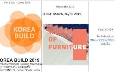 2019 Exibitions