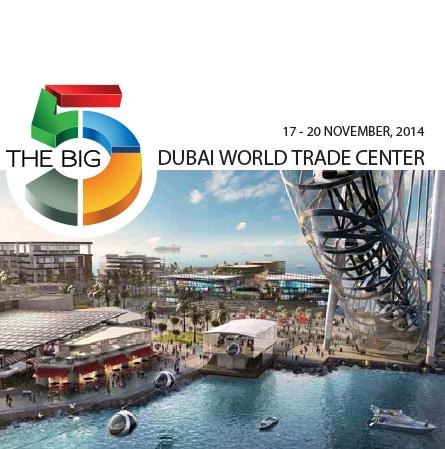 THE BIG 2014 – DUBAI